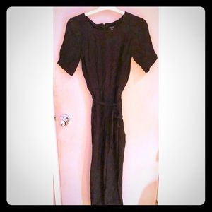 Worn one time! Ann Taylor Short Sleeve Jumpsuit